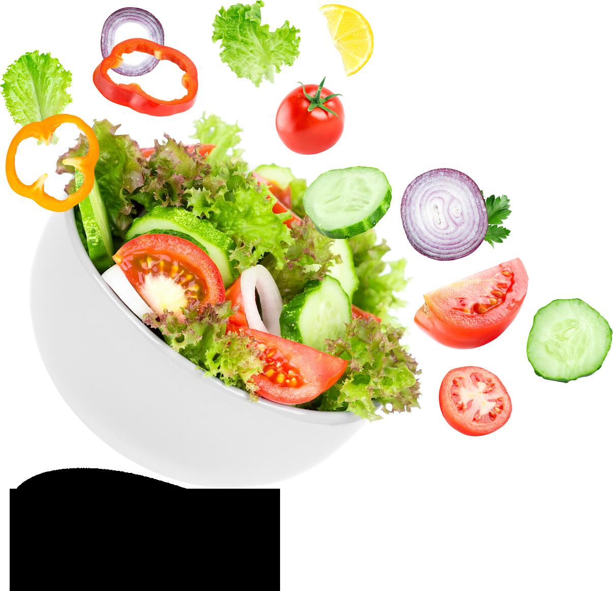 Salate und Beilagensalate - Gaststätte Ilse Saarbrücken